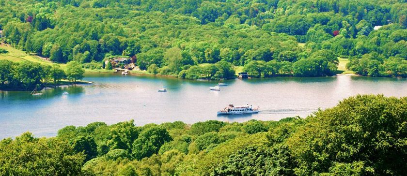 Image of Lake Windermere