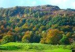 Loughrigg Fell in Autumn