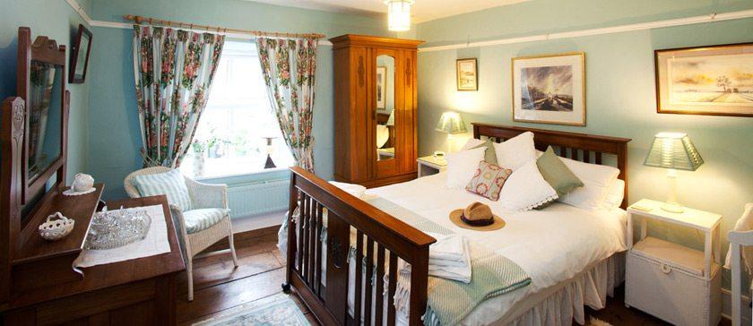 Shamrcock Cottage Bedroom