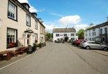 Cartmel Valley Square. Cumbria's best village