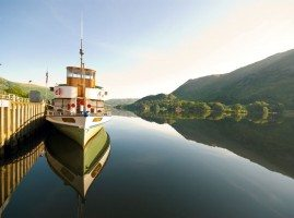 1 of the Ullswater Steamers
