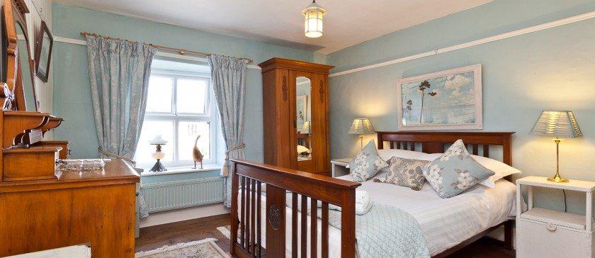 Double Bedroom in Shamrock Cottage near Cartmel