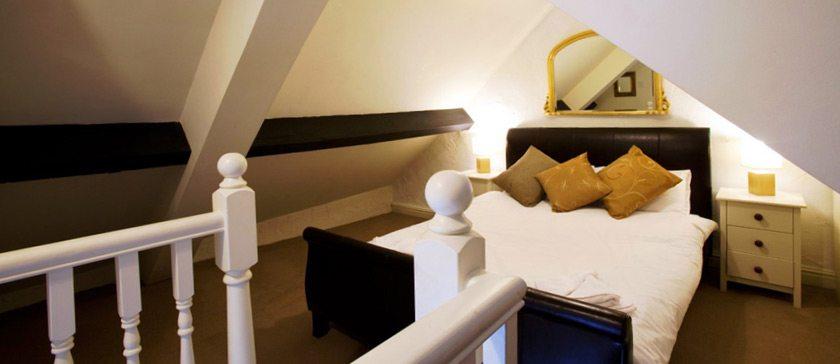 Image of Bridgelands Cottage double bedroom