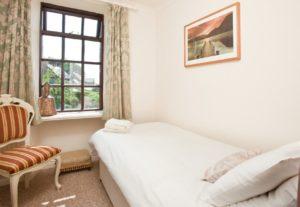 Single Bedroom at Bridgelands Cottage