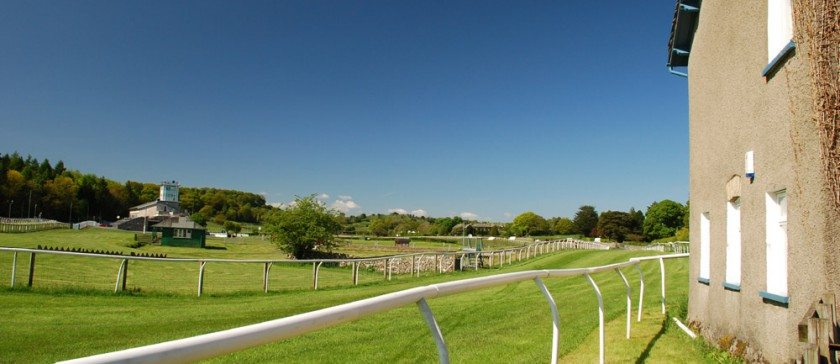 View of Cartmel Race Course