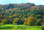 Loughrigg Fell in Autumn