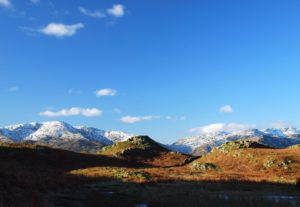 Winter on Ivy Crag