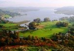 Lake Windermere from Ivy Crag