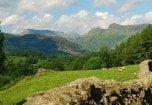 Langdales from Ivy Crag