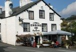 The Engine Inn at Cark in Cartmel