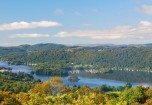 Lake Windermere from Orrest Head