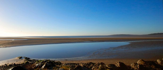 Morecambe Bay view