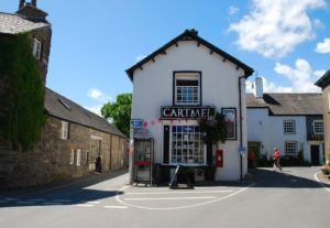 Cartmel Village Shop in the Cartmel Valley
