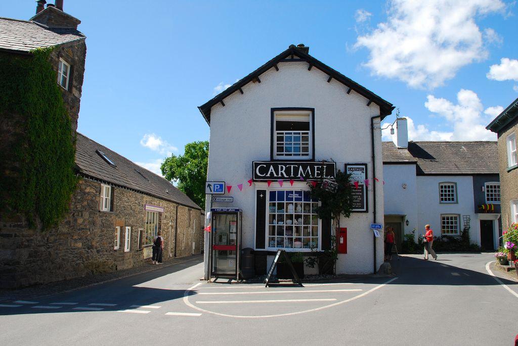 Cartmel Village Shop in the Cartmel Valley