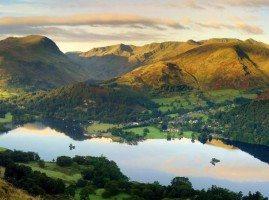 Lovely view of Ullswater Lake