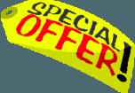 Special offer artwork