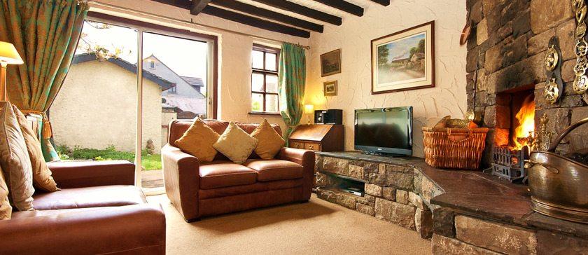 Image of Bridgelands Cottage Lounge