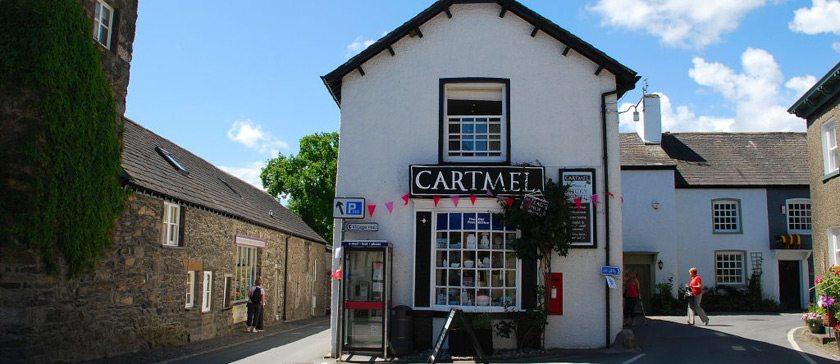Image of Cartmel Village shop