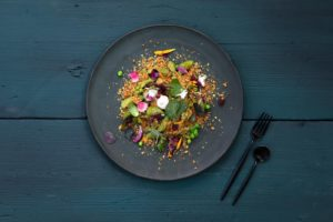 L'Enclume Dine at Home meal