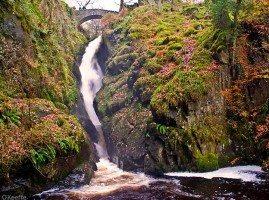 Image of Aira Force Waterfall, Ullswater