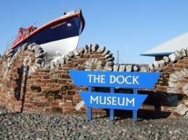 The Dock Museum in Barrow