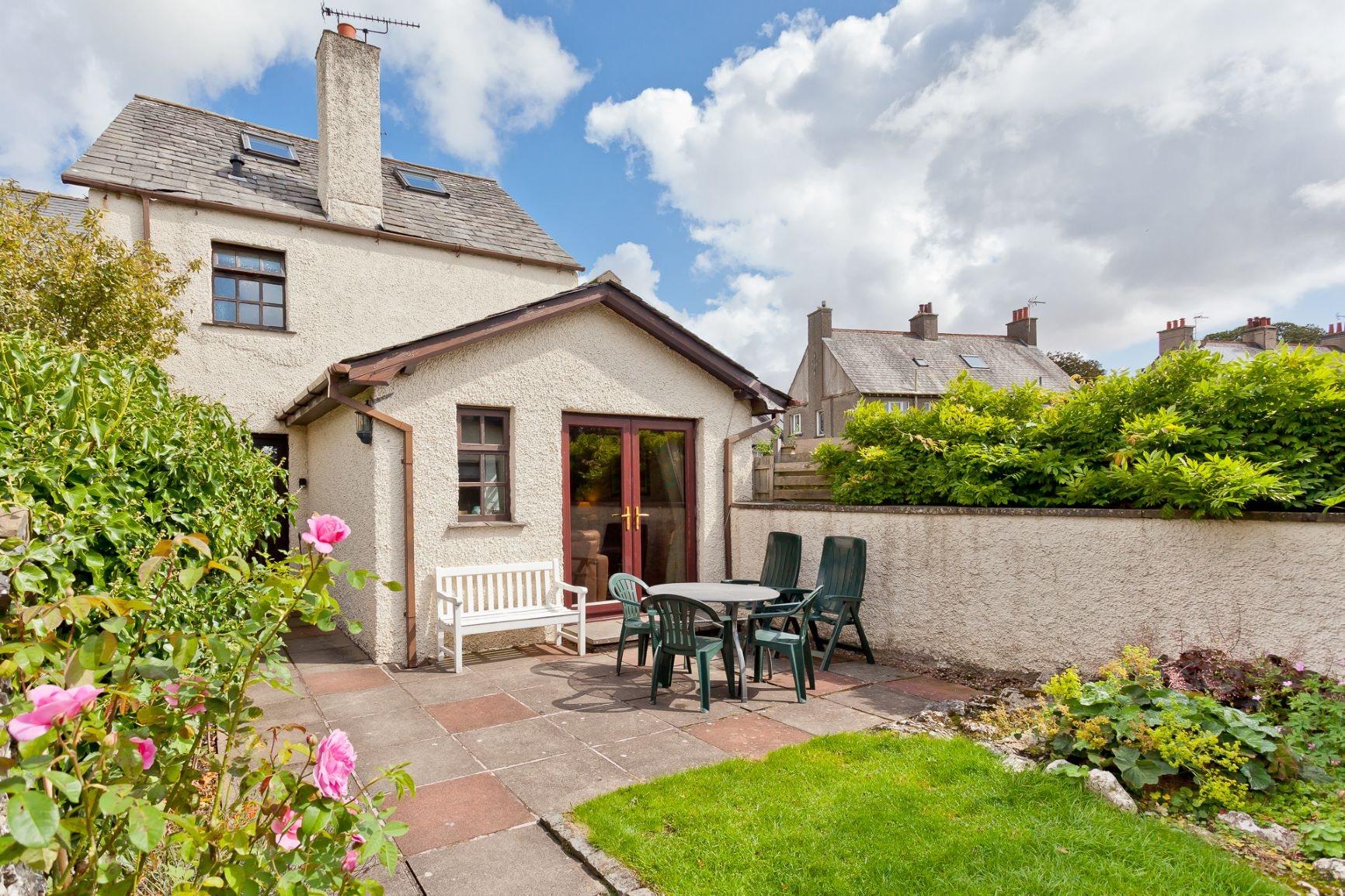 Bridgelands Cottage, summer 2019