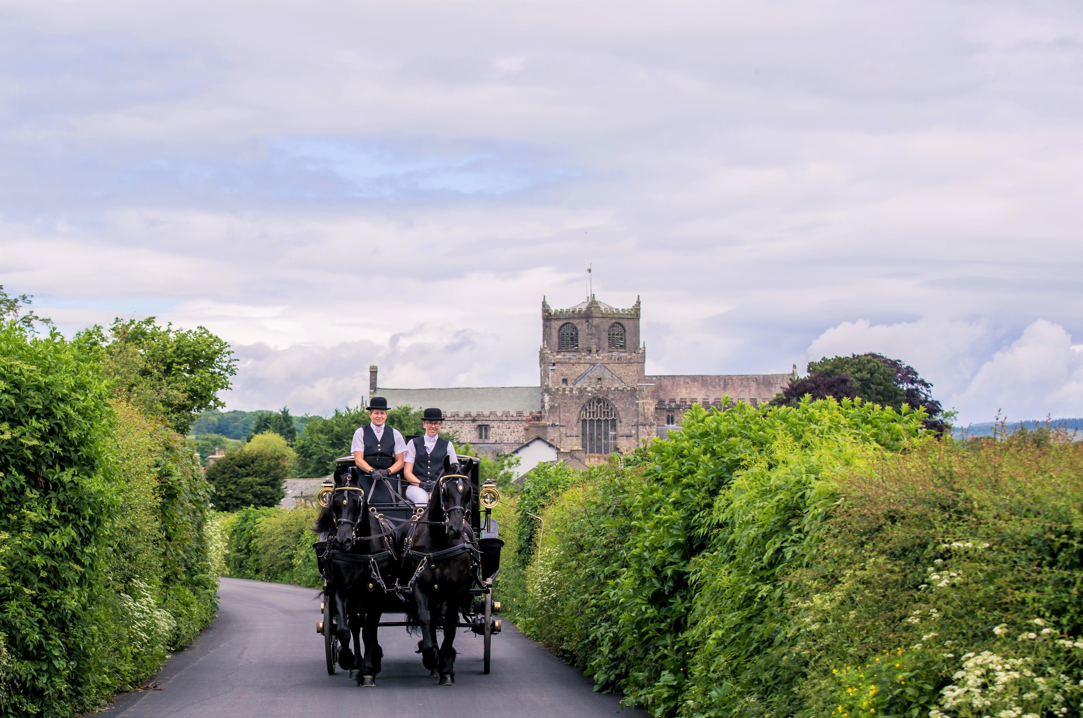 Horse & Carriage Rides in Cartmel