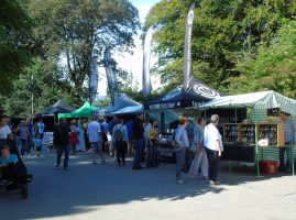 Image of Chilli Festival at Holker Hall