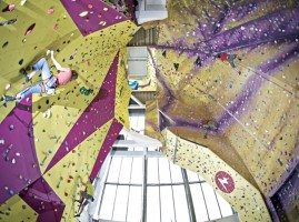 Great image of Kendal Climbing Wall