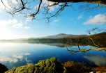 Coniston Water in Winter