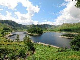 Haweswater in the summer of 2015