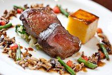 Image of a Cumbrian lamb dinner
