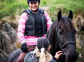 A Very Special Horse Riding Experience
