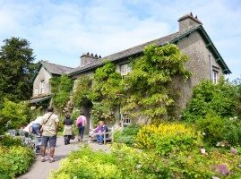Hill Top - The Home of Beatrix Potter