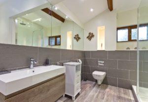 The Downstairs En-Suite Shower Room