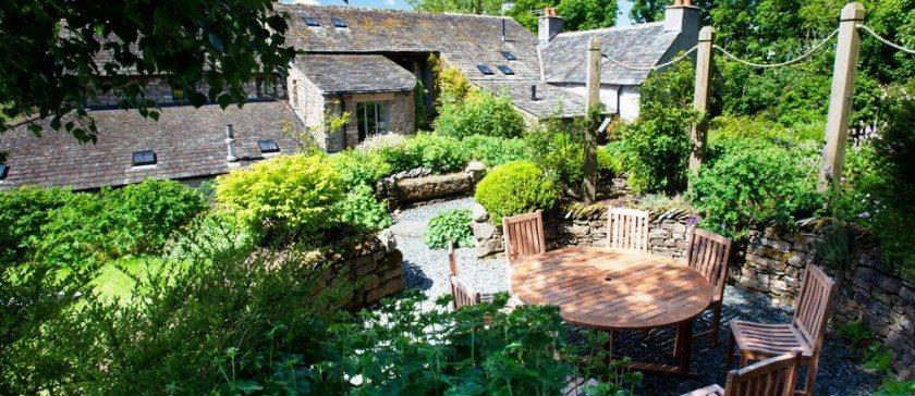 Rose Farm & the Rear Garden