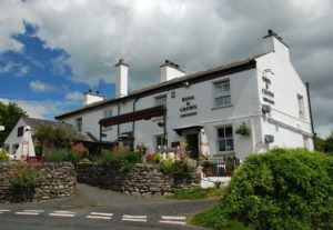 The Rose & Crown in Cark in Cartmel