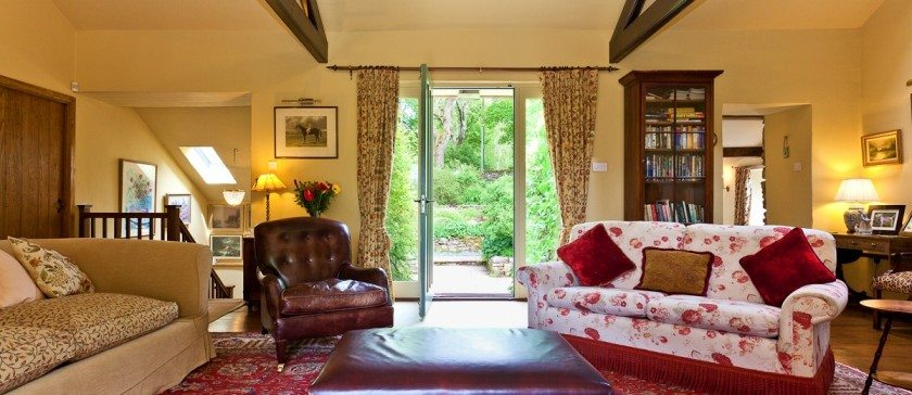 The Sitting Room & Garden