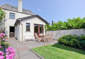 Bridgelands Cottage in summer