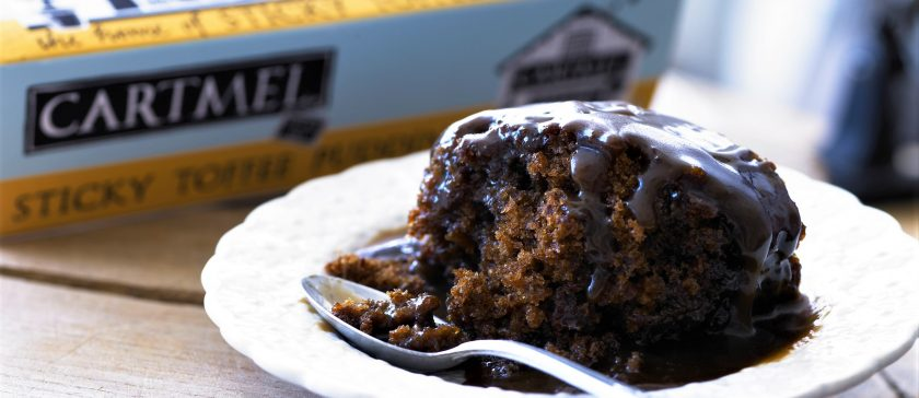 Picture of Cartmel Sticky Toffee Pudding-yum!