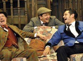 A play at Theatre by the lake, Keswick