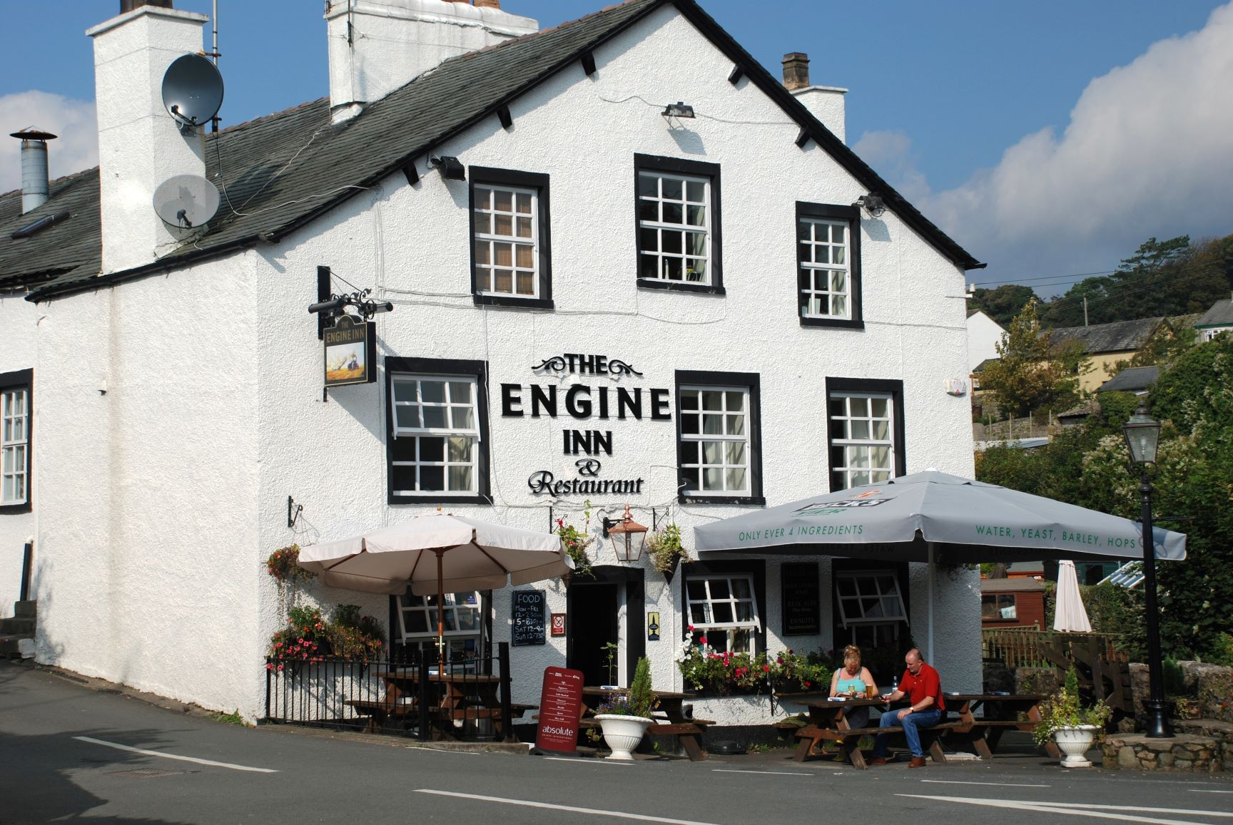 The Engine Inn, Cark in Cartmel