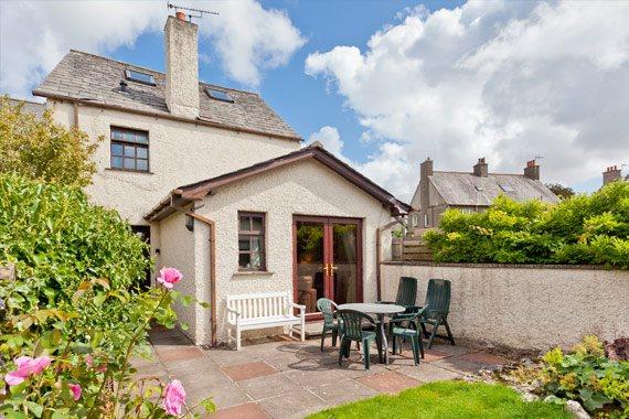 Bridgelands Cottage, a luxury holiday cottage in Cumbria