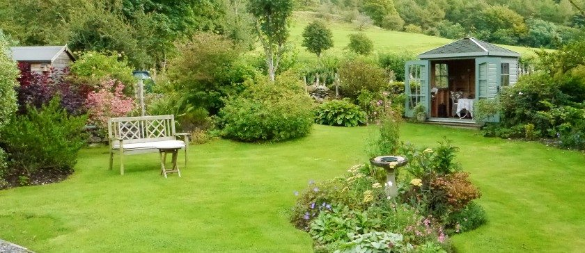 The Garden at Charcoal House
