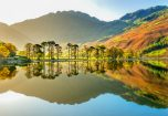 Stunning morning image of Buttermere