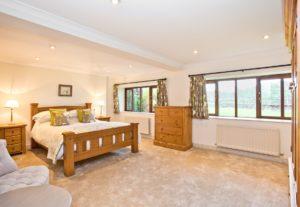 Large Downstairs En-Suite Bedroom