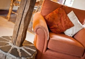 Image of chair in 4 star Carree Cottage