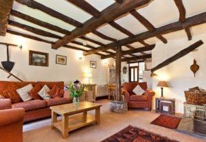 Luxury 4 star cottage near Cartmel
