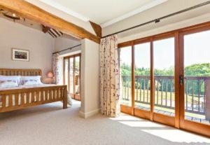 Upstairs En-Suite King Size bedroom
