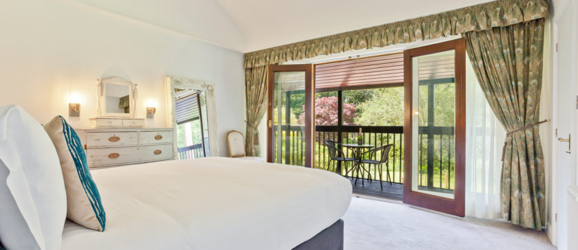 The King Size Balcony Bedroom